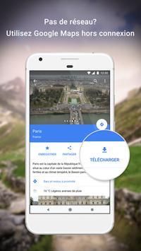 Maps capture d'écran 5