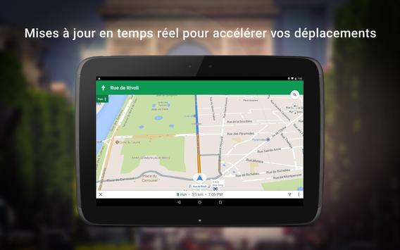 Google Maps capture d'écran 16