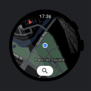 Google خرائط تصوير الشاشة 25