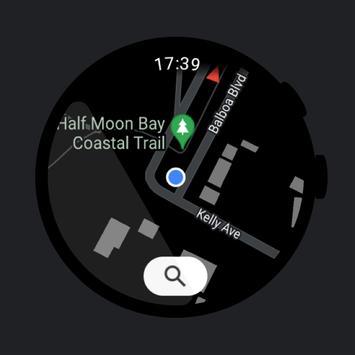 Google خرائط تصوير الشاشة 27