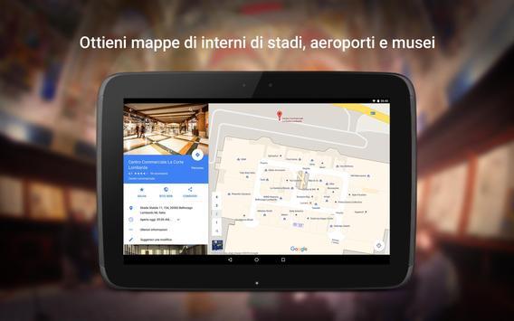 23 Schermata Google Maps