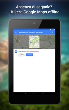 13 Schermata Google Maps