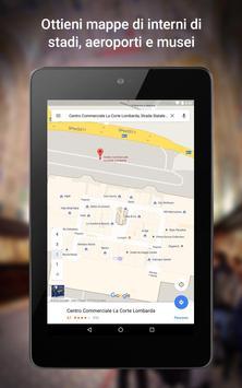 15 Schermata Google Maps