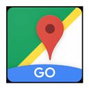 Google Maps Go - ルート案内、交通情報、乗換案内 APK