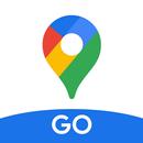 Mapy Google Go – trasy, natężenie ruchu, transport aplikacja