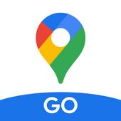 Icona Google Maps Go - Indicazioni, traffico e trasporti