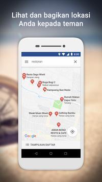 Google Maps Go - Arah, Trafik & Transportasi Umum screenshot 5