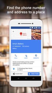 Google Maps Go: rotas e transporte público imagem de tela 4