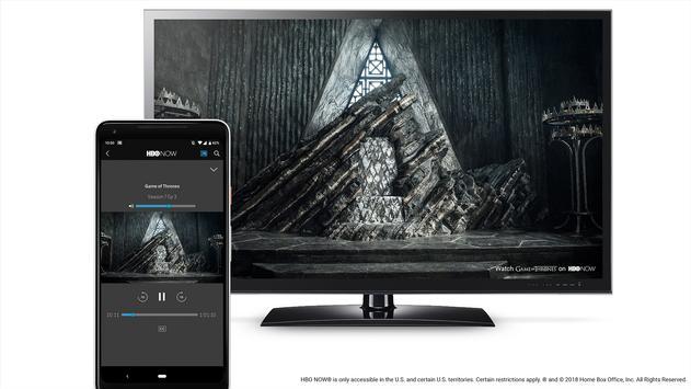 Chromecast built-in screenshot 3