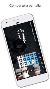 Google Meet: videollamadas seguras captura de pantalla 3