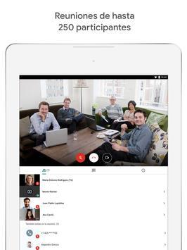 Google Meet: videollamadas seguras captura de pantalla 6