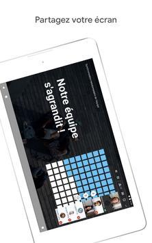 Google Meet : des visioconférences sécurisées capture d'écran 11