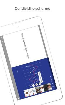 11 Schermata Google Meet: video riunioni sicure