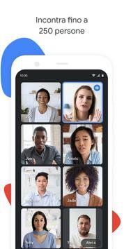 2 Schermata Google Meet
