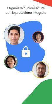 5 Schermata Google Meet