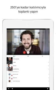 Google Meet Ekran Görüntüsü 10