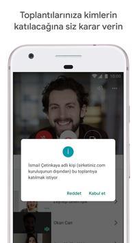 Google Meet Ekran Görüntüsü 1