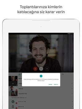 Google Meet Ekran Görüntüsü 5