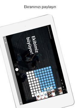 Google Meet Ekran Görüntüsü 11