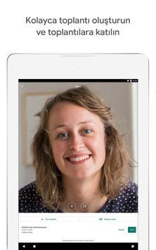 Google Meet Ekran Görüntüsü 8