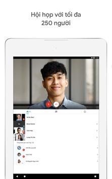 Google Meet ảnh chụp màn hình 6