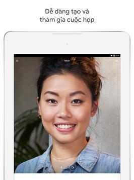 Google Meet ảnh chụp màn hình 8