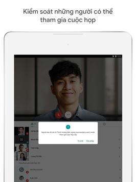 Google Meet ảnh chụp màn hình 9