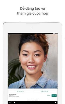 Google Meet ảnh chụp màn hình 4