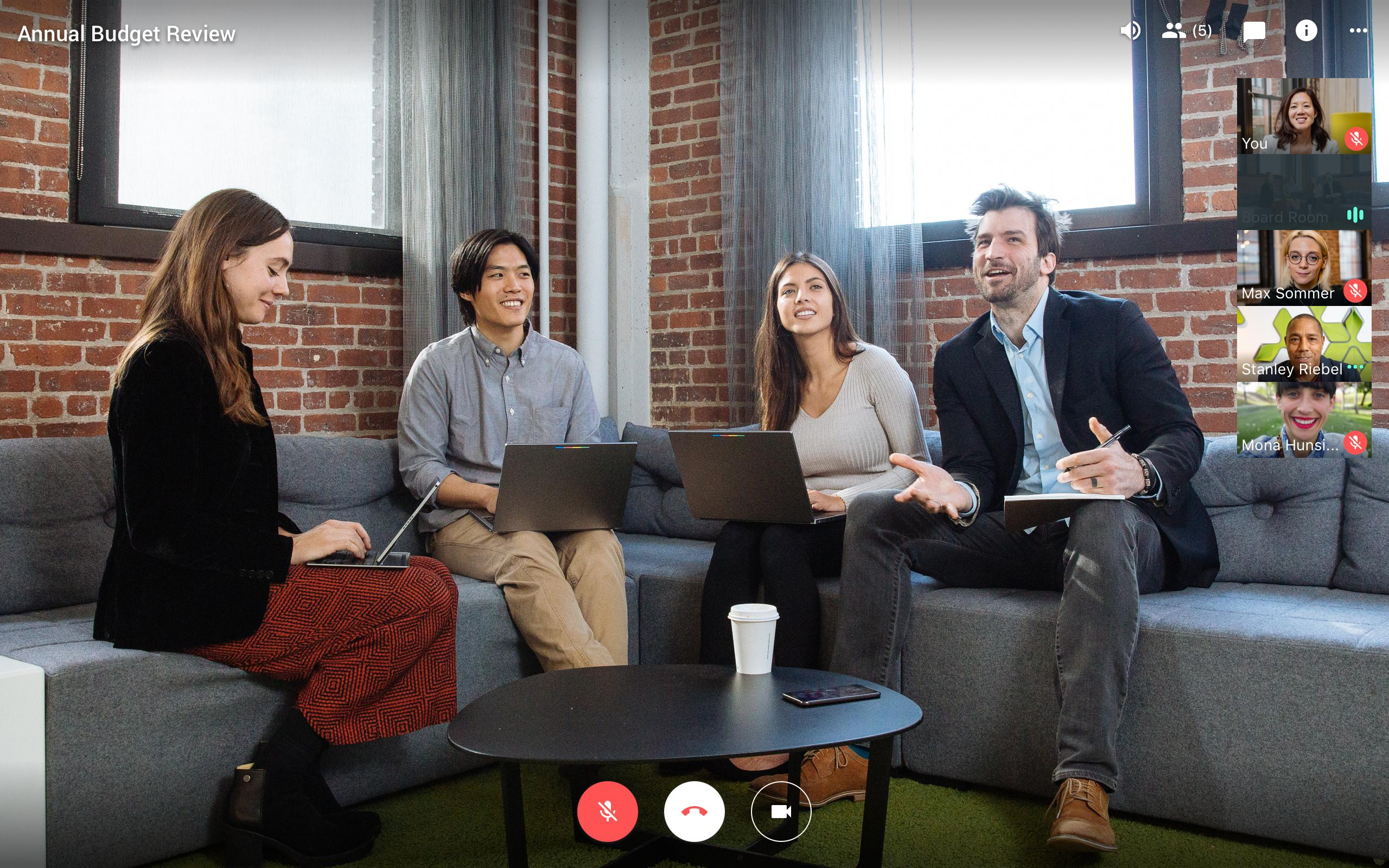 Hangouts Meet for Android - APK Download