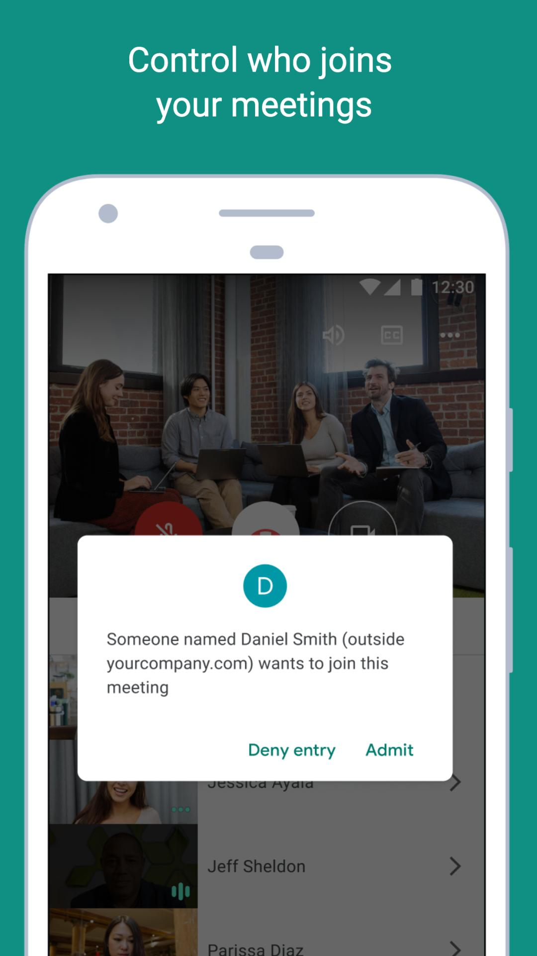 Google Meet For Android Apk Download