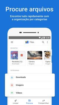 Files do Google imagem de tela 2