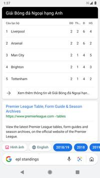 Google Go ảnh chụp màn hình 3