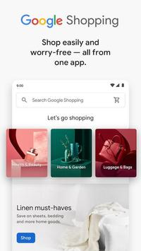 Google Shopping: Discover, compare prices & buy 포스터
