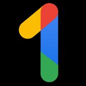 Google One أيقونة