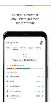Google One تصوير الشاشة 2