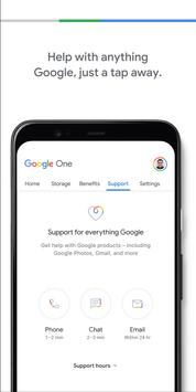 Google One تصوير الشاشة 4