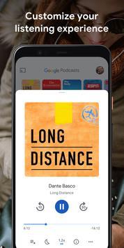 Google Podcasts screenshot 3