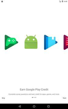 Google Opinion Rewards تصوير الشاشة 4