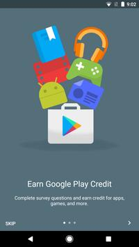 Google Opinion Rewards poster