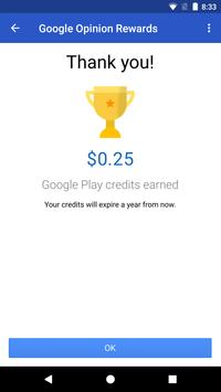 Google Opinion Rewards screenshot 3