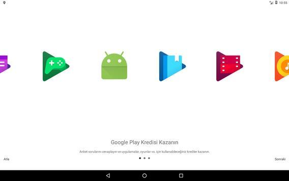 Google Ödüllü Anketler Ekran Görüntüsü 4