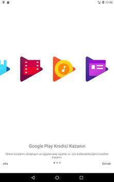 Google Ödüllü Anketler Ekran Görüntüsü 8