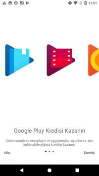 Google Ödüllü Anketler gönderen