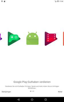 Google Umfrage-App Screenshot 8