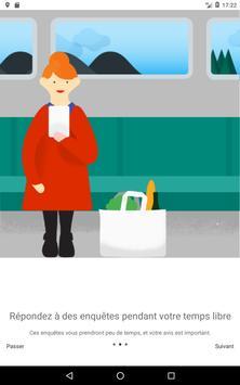 Google Opinion Rewards capture d'écran 8