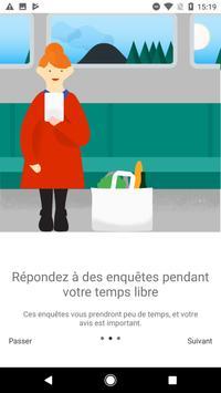 Google Opinion Rewards Affiche