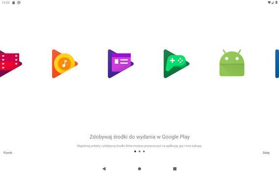 Premie za ankiety Google screenshot 8