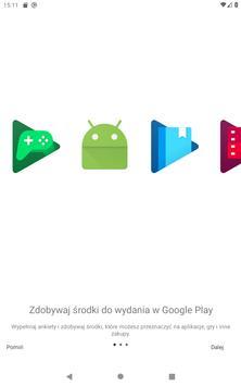 Premie za ankiety Google screenshot 4