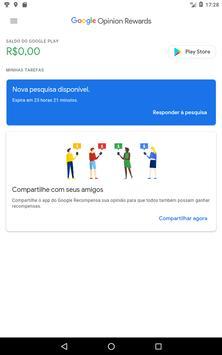 Google Opinion Rewards imagem de tela 9