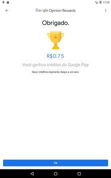 Google Opinion Rewards imagem de tela 11